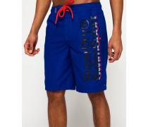 Boardshorts blau