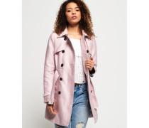 Belle Regenmantel pink