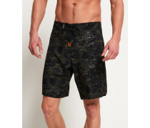 Deep Water Boardshorts grün