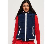 Sportswear Snorkel Weste marineblau