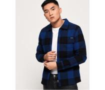 Rookie Harrington Hemd blau