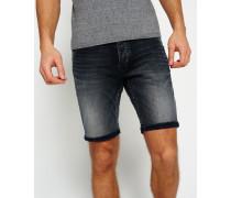 Biker Shorts blau