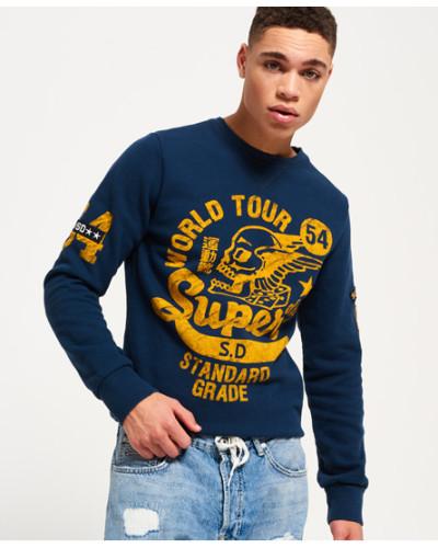 World Tour Sweatshirt mit Rundhalsausschnitt