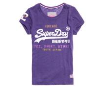Shirt Shop T-Shirt lila