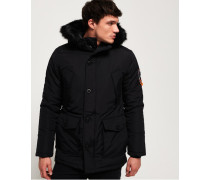 Everest Parka schwarz