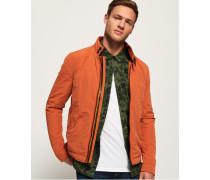 Lässige Premium Harrington Jacke orange
