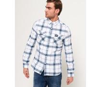 Lumberjack Lite Hemd weiß
