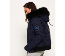 Everest Ella Bomberjacke marineblau