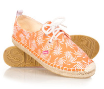 John Espadrilles orange