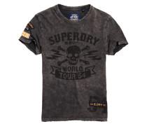 World Tour T-Shirt dunkelgrau