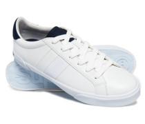 Vintage Court Sneaker weiß