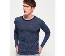 Lite Loom Clayton Langarm-T-Shirt mit Streifen