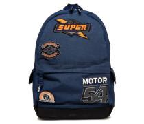 Moto Montana Rucksack marineblau