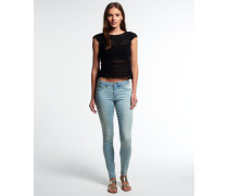 Alexia Jegging Jeans blau