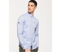 Pinpoint Oxfordhemd blau