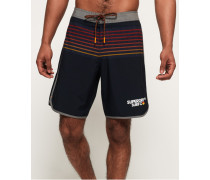 Upstate Retro Boardshorts marineblau