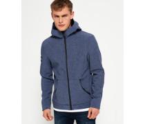 Mountaineer Softshell-Jacke blau