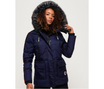 Canadian Mountain Range Parka marineblau