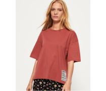Utah Oversized T-Shirt braun