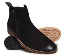 Trenton Stiefel mit Reißverschluss grau