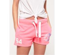 Leichte Track & Field Shorts pink