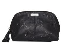 Star Vanity Handtasche schwarz