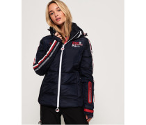 Snow Command Trophy Jacke marineblau