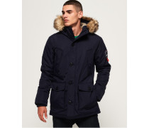 Everest Parka marineblau