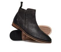 Trenton Stiefel mit Reißverschluss dunkelgrau