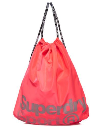 Superdry. Damen Sport Beutel mit Kordelzug pink Shop Online-Verkauf YTMCsXc8G