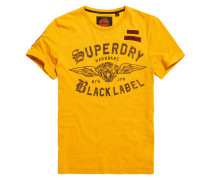 Mittelschweres Tour T-Shirt gelb