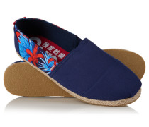 Jetstream Espadrilles marineblau