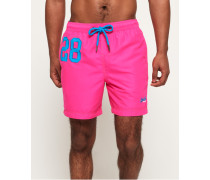 Waterpolo Badeshorts pink
