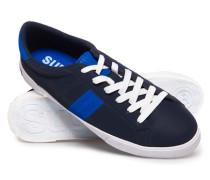 Vintage Court Sneaker blau