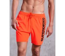 Sport Volley Badeshorts orange