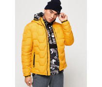 Hex Steppjacke gelb