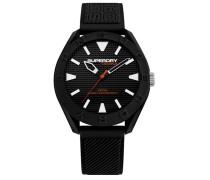 Osaka Armbanduhr schwarz