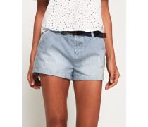 Almalfi Hot Shorts blau