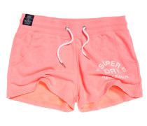 Athletic League Loopback Shorts pink