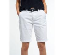 International Holiday City Shorts weiß