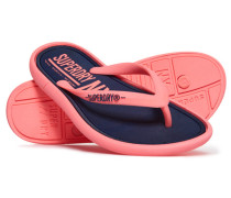 NYC Flipflops pink