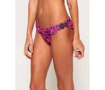 Cali Bikinihöschen mit Logo pink