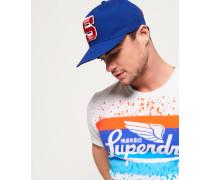 Super Kingston Cap blau