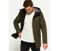 Harbour Dock Parka grün
