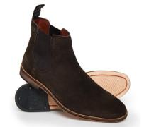 Meteora Chelsea Boots braun