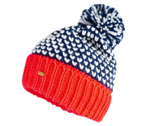 Spot Pop Colour Beanie marineblau