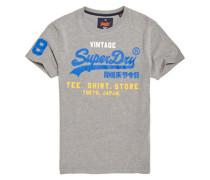 Shirt Shop Tri T-Shirt hellgrau