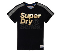 Series T-Shirt schwarz