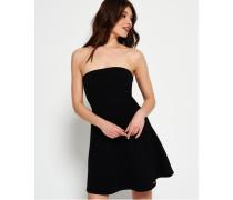 East Side Bardot-Kleid schwarz