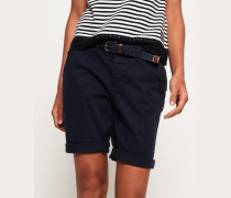 International City Shorts marineblau